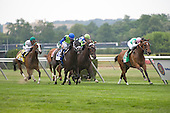 Juddmonte's Proviso, with Mike Smith aboard, defeated Phola and My Princess Jess in the Grade 1 Just A Game at Belmont.
