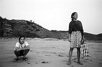 Hector Adalid and Pilar Acevedo, Mazunte, Oaxaca