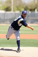 Marco Estrada, Milwaukee Brewers 2010 minor league spring training.Photo by:  Bill Mitchell/Four Seam Images.