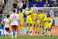 New York Red Bulls vs Columbus Crew May 20 2010