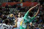 Sevaljevic vs Santos. MONTENEGRO vs BRAZIL: 25-26 - Preliminary Round - Group A