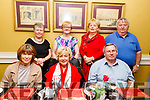 The Committee members of the Balliclogher NS's recent reunion enjoying the evening in the Brogue Inn on Friday.<br /> Seated l to r: Tess Daughton, Kathleen Hoey and Matt Quinlan.<br /> Back l to r: Mary Bonn, Ann O'Connor, Mary McMahon and Mossie Sullivan.