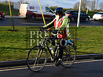 Jimmy Duffy who took part in the Duleek Parish School cycle. Photo:Colin Bell/pressphotos.ie