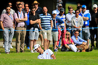 Jorge Campillo (ESP) on the 11th during round 3 of the 2016 BMW PGA Championship. Wentworth Golf Club, Virginia Water, Surrey, UK. 28/05/2016.<br /> Picture Fran Caffrey / Golffile.ie<br /> <br /> All photo usage must carry mandatory copyright credit (© Golffile   Fran Caffrey)
