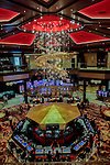 2016-11-19 Soft opening of the Lucky Dragon casino in Las Vegas Nevada, the first casino to open in years.