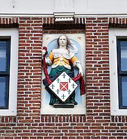 Gevelsteen in Alkmaar