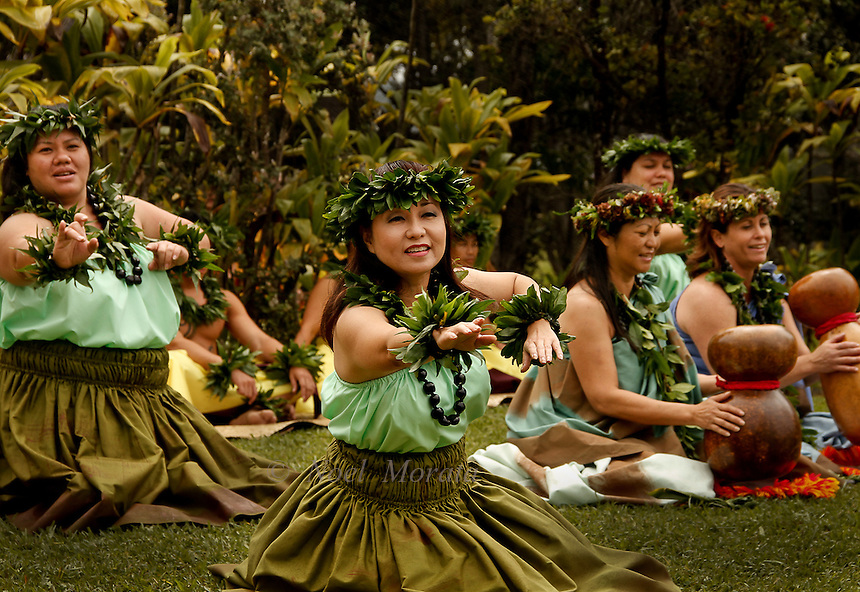 Volcanoes National Park Hula Performance