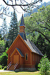 Church in Yosemite Valley