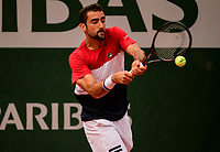 MARIN CILIC (CRO)<br /> <br /> TENNIS - FRENCH OPEN - ROLAND GARROS - ATP - WTA - ITF - GRAND SLAM - CHAMPIONSHIPS - PARIS - FRANCE - 2018  <br /> <br /> <br /> <br /> &copy; TENNIS PHOTO NETWORK