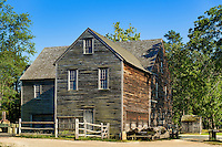 Saw Mill, Historic Batsto Village, Wharton State Park, Pine Barrens, New Jersey, USA