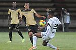 ITAGÜÍ – COLOMBIA _ 03-04-2014 / En compromiso correspondiente a la fecha 14 del Torneo Apertura Colombiano 2014, Itagüí FC venció 3 – 1 a Equidad  en el estadio metropolitano de Ditaires de Itagüí. /