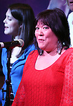 Ann Harada during the 'Rodgers + Hammerstein's Cinderella'  Original Cast Recording CD release performance at Barnes & Noble 86th Street in New York City on June 13, 2013