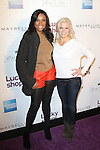 Jennifer Hudson and Megan Hilty Attend Lucky magazine's Ninth Annual LUCKY SHOPS Event Hosted by Grammy® Award-Winning Recording Artist, Jennifer Hudson At 82 Mercer, NY   12/6/12