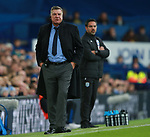 Sam Allardyce manager of Everton during the premier league match at the Goodison Park Stadium, Liverpool. Picture date 2nd December 2017. Picture credit should read: Simon Bellis/Sportimage