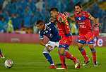 Millonarios venció 2-0 a Deportivo Pasto. Fecha 14 Liga Águila I-2018.