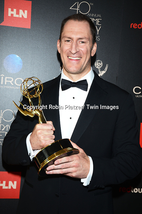 Ben Bailey winner  attends The 40th Annual Daytime Emmy Awards on<br />  June 16, 2013 at the Beverly Hilton Hotel in Beverly Hills, California.