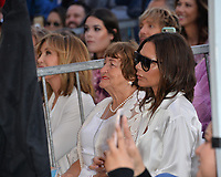 Felicity Huffman, Ella Eva Mireles &amp; Victoria Beckman at the Hollywood Walk of Fame Star Ceremony honoring actress Eva Longoria, Los Angeles, USA 16 April 2018<br /> Picture: Paul Smith/Featureflash/SilverHub 0208 004 5359 sales@silverhubmedia.com