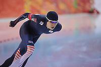 OLYMPICS: SOCHI: Adler Arena, 08-02-2014, 5000 m Men, Seung-Hoon Lee (KOR), ©foto Martin de Jong