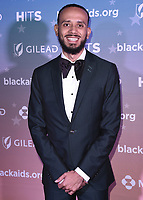 LOS ANGELES - DECEMBER 1:  Gabriel Malonado at The The Black AIDS Insitute 2018 Hosts Heroes in The Struggle Gala at The California African-American Museum on December 1, 2018 in Los Angeles, California. (Photo by Scott Kirkland/Fox/PictureGroup)
