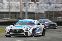#57 Winward Racing Mercedes-AMG GT GT4, GS: Bryce Ward, Philip Ellis
