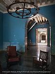 Foyer of former Atkinson Sugarcane plantation manor