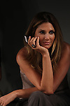 Designer Daisy Fuentes at  Rehearsal Before the Daisy Fuentes Spring/Summer 2014 Fashion Show Held at Eybeam, NY