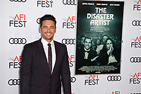 James Franco at the AFI Fest premiere for &quot;The Disaster Artist&quot; at the TCL Chinese Theatre. Los Angeles, USA 12 November  2017<br /> Picture: Paul Smith/Featureflash/SilverHub 0208 004 5359 sales@silverhubmedia.com
