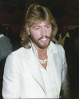 Barry Gibb 1984<br /> Photo By John Barrett-PHOTOlink.net