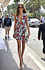 70th Cannes Film Fest - Celebs Out & About In Cannes