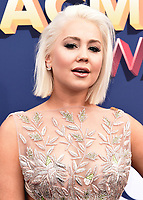 LAS VEGAS, NV - APRIL 15:  Raelynn at the 53rd Annual Academy of Country Music Awards at MGM Grand Garden Arena on April 15, 2018 in Las Vegas, Nevada. (Photo by Scott Kirkland/PictureGroup)