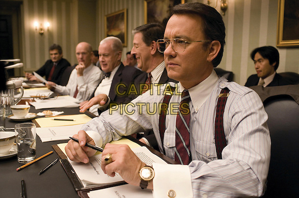 TOM HANKS.in Charlie Wilson's War  .*Filmstill - Editorial Use Only*.CAP/FB.Supplied by Capital Pictures.