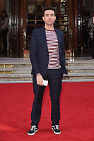 Nick Grimshaw<br /> arrives for the The Prince&rsquo;s Trust Celebrate Success Awards 2017 at the Palladium Theatre, London.<br /> <br /> <br /> &copy;Ash Knotek  D3241  15/03/2017