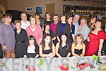 Staff from Londis, Ballyheigue pictured having a ball at their Xmas party held in The Ballyroe Heights Hotel on Friday night.