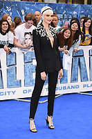 Cara Delevingne at the &quot;Valerian and the City of a Thousand Planets&quot; European Premiere at Cineworld Leicester Square, London, UK. <br /> 24 July  2017<br /> Picture: Steve Vas/Featureflash/SilverHub 0208 004 5359 sales@silverhubmedia.com