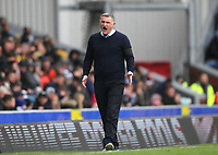 Blackburn Rovers Manager Tony Mowbray<br /> <br /> Photographer Mick Walker/CameraSport<br /> <br /> The EFL Sky Bet Championship - Blackburn Rovers v Bristol City - Saturday 9th February 2019 - Ewood Park - Blackburn<br /> <br /> World Copyright &copy; 2019 CameraSport. All rights reserved. 43 Linden Ave. Countesthorpe. Leicester. England. LE8 5PG - Tel: +44 (0) 116 277 4147 - admin@camerasport.com - www.camerasport.com