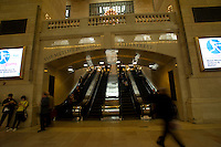 NEW YORK-NY-02-05-2012. La estación Grand Station en Nueva York. Grant Central Station in New York City. (Photo: VizzorImage/Luis Ramirez).......