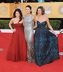 Valerie Bertinelli,Jane Leeves and Wendie Malick at the 17th Screen Actors Guild Awards held at The Shrine Auditorium in Los Angeles, California on January 30,2011                                                                               © 2010 DVS/ Hollywood Press Agency