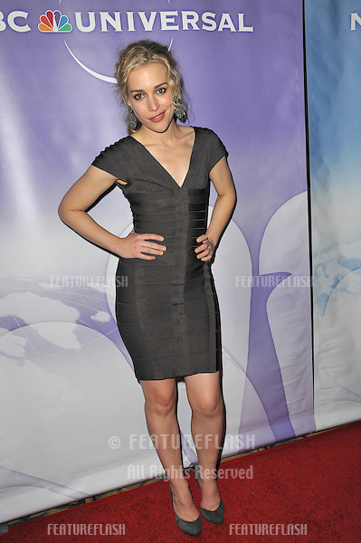 """Piper Perabo - star of """"Covert Affairs"""" - at the NBC Universal Winter 2011 Press Tour at the Langham Huntington Hotel, Pasadena..January 13, 2011  Pasadena, CA.Picture: Paul Smith / Featureflash"""