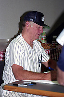 Mickey Mantle-Whitey Ford Fantasy Camp 1990