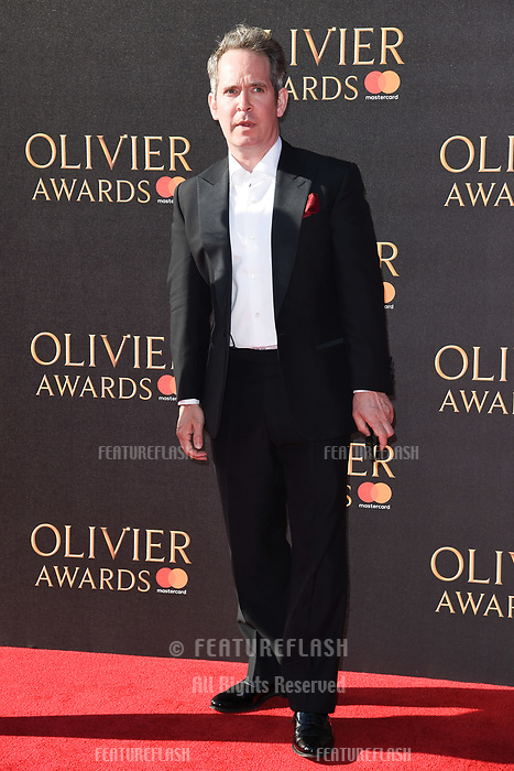 Tom Hollander at The Olivier Awards 2017 at the Royal Albert Hall, London, UK. <br /> 09 April  2017<br /> Picture: Steve Vas/Featureflash/SilverHub 0208 004 5359 sales@silverhubmedia.com