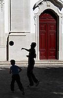 A Street of Lisbon