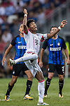 Bayern Munich Defender David Alaba in action during the International Champions Cup match between FC Bayern and FC Internazionale at National Stadium on July 27, 2017 in Singapore. Photo by Marcio Rodrigo Machado / Power Sport Images