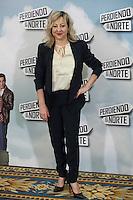 Actress Carmen Machi poses during `Perdiendo el Norte´ film presentation photocall in Madrid, Spain. March 03, 2015. (ALTERPHOTOS/Victor Blanco) /NORTEphoto.com