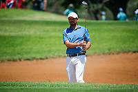 Thomas Aiken (RSA) during the 3rd round at the Nedbank Golf Challenge hosted by Gary Player,  Gary Player country Club, Sun City, Rustenburg, South Africa. 10/11/2018 <br /> Picture: Golffile | Tyrone Winfield<br /> <br /> <br /> All photo usage must carry mandatory copyright credit (&copy; Golffile | Tyrone Winfield)