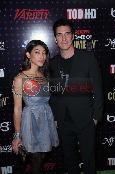 Shasi Wells, Dylan McDermott<br /> at Variety's 1st Annual Power Of Comedy Event, Club Nokia, Los Angeles, CA. 12-04-10<br /> David Edwards/DailyCeleb.com 818-249-4998
