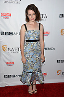 Claire Foy at the BAFTA Los Angeles BBC America TV Tea Party 2017 at The Beverly Hilton Hotel, Beverly Hills, USA 16 September  2017<br /> Picture: Paul Smith/Featureflash/SilverHub 0208 004 5359 sales@silverhubmedia.com