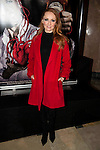 Cristina Casta&ntilde;o attends to the presentation of the theater play &quot;Cuando menos te lo esperes&quot; at Teatro Rialto in Madrid, February 29, 2016.<br /> (ALTERPHOTOS/BorjaB.Hojas)