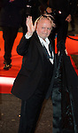 France, Niels Arestrup arrive à la cérémonie des César 2014, Paris, Théatre du Chatelet