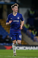 Billy Gilmour of Chelsea during Chelsea Under-21 vs Peterborough United, Checkatrade Trophy Football at Stamford Bridge on 9th January 2019
