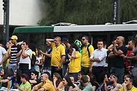 06.07.2018 - Torcida do Brasil na Av Paulista em SP